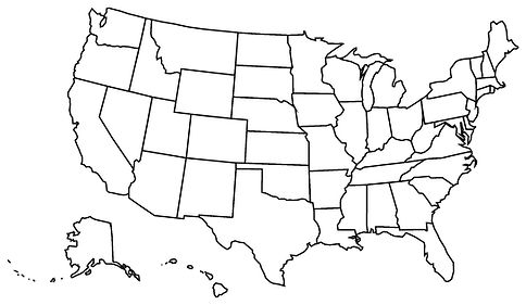 map-of-the-us-blank-impressive-decoratio