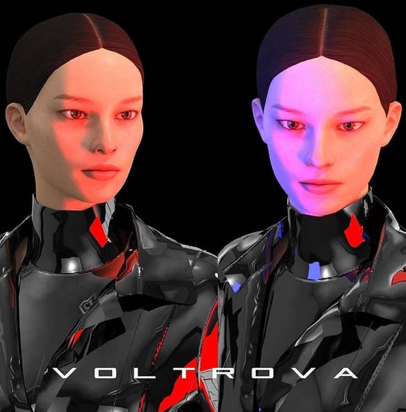 Mar Guixa Studio's vision of VOLTROVA's founders