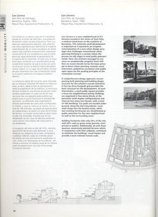 Ecourbanisme: Mobilitat