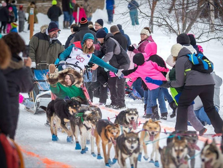 """""""The Ceremonial Start""""-Our Rookie Iditarod, Part Two"""