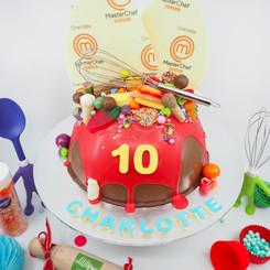 Masterchef Themed Chocolate Piñata Smash