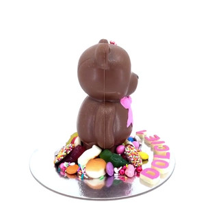 Mini Chocolate Teddy