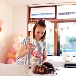 Piñata Smash Cake Fun
