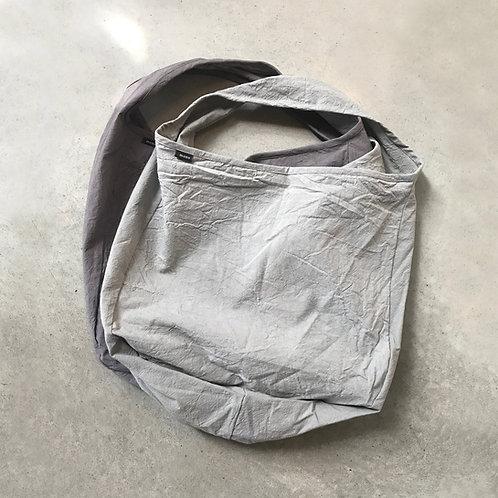 bolso redondo algodón L