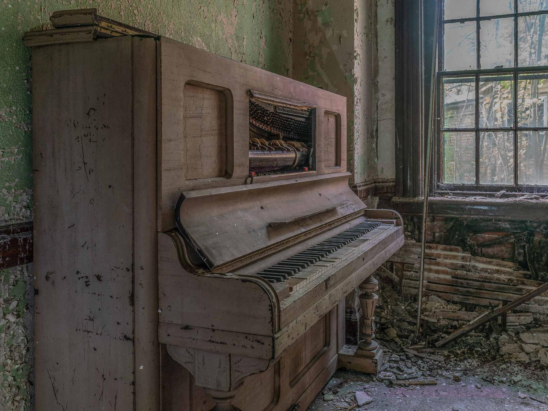 Dayroom Piano