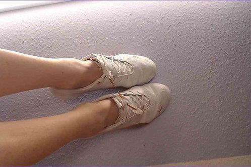 Sneakers Puma Weiss Gr 37