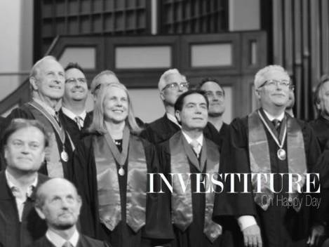 Atlanta: College of Fellows Investiture