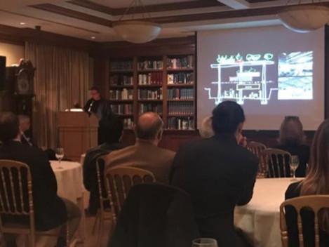 Princeton Club Lecture