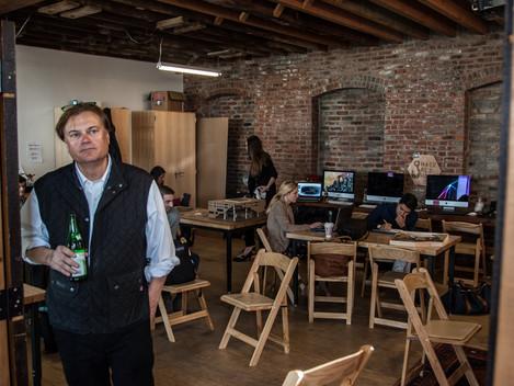 PIONEER WORKS - Innovation in  Red Hook