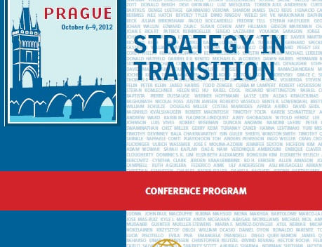 Prague: Strategy in Transistion