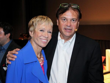 New York: With Barbara Corcoran