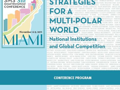 Miami: Strategies for a Multi-Polar World