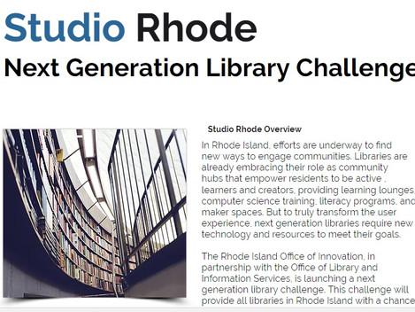 RHODE ISLAND: Office of Innovation - Studio Rhode