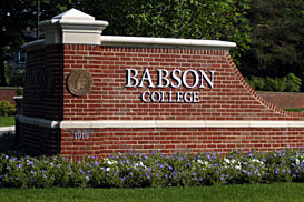 Babson Launches Business and Social Innovation Intensity Track for MBA Students