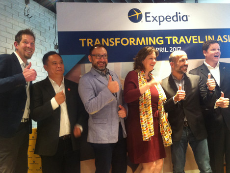 Expedia's new Innovation Lab to Understand Psyche of Asian travelers