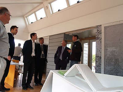 Swiss Ambassador visits OPEN House