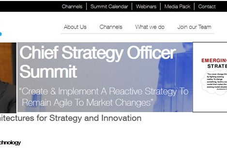 New York: Chief Strategy Officer Summit
