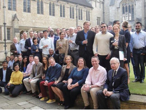 Oxford: Strategy and Innovation