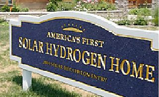 New York Times Interview on Americas First Solar Hydrogen House