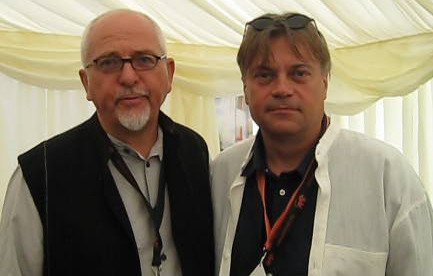 Wiltshire: With Peter Gabriel
