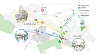 Urban strategy Oosterhout-Dongen