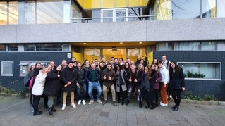 Guest lecture Willem de Kooning Academy