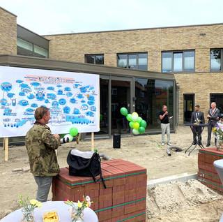 New building, new name in Naarden