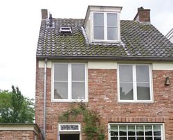 rear facade current