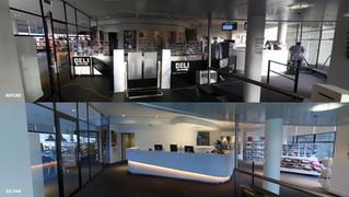 Euromast entrance hall