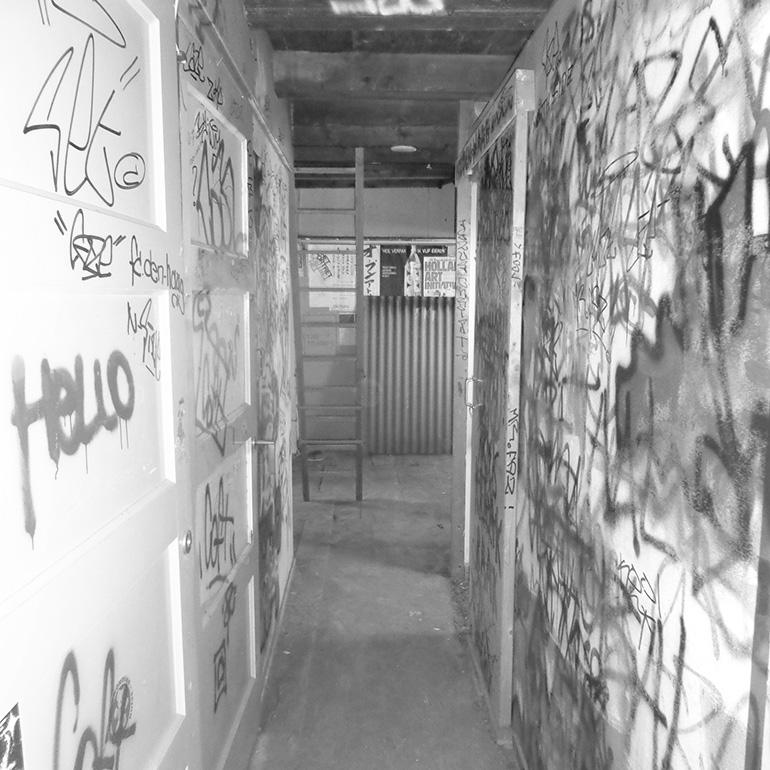 oude situatie interieur