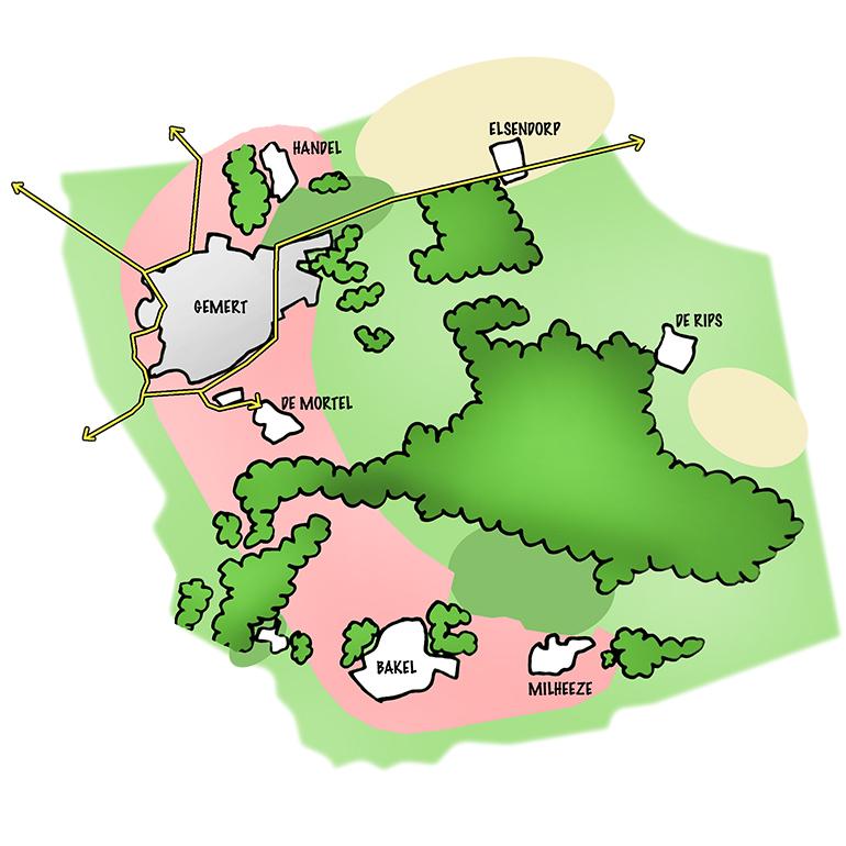 Structuurvisie gemeente Gemert-Bakel
