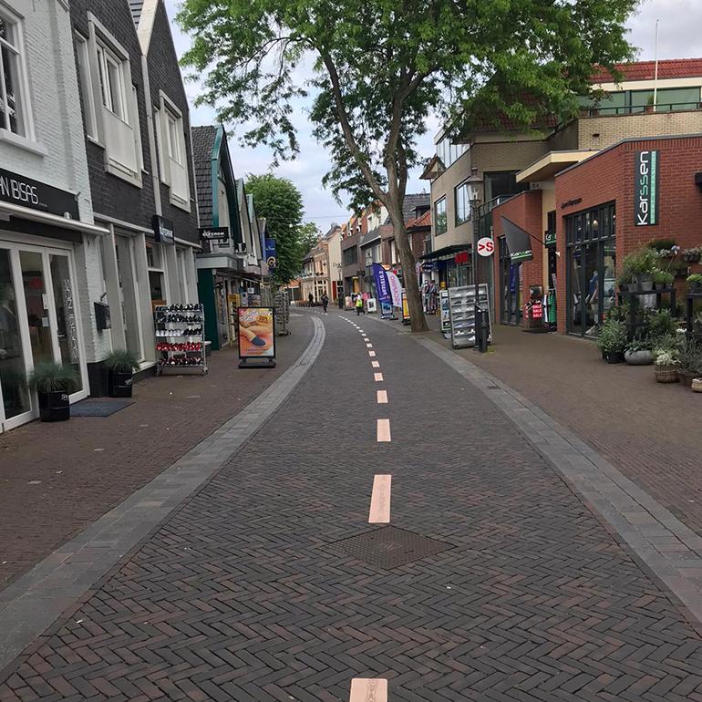 dorpstraat nunspeet