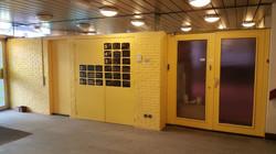 Het Gele Gebouw entrancehall