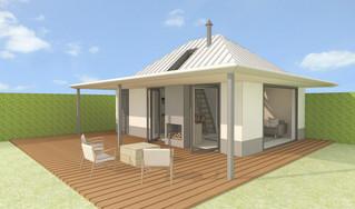 Design garden house