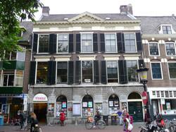 Monumental facade