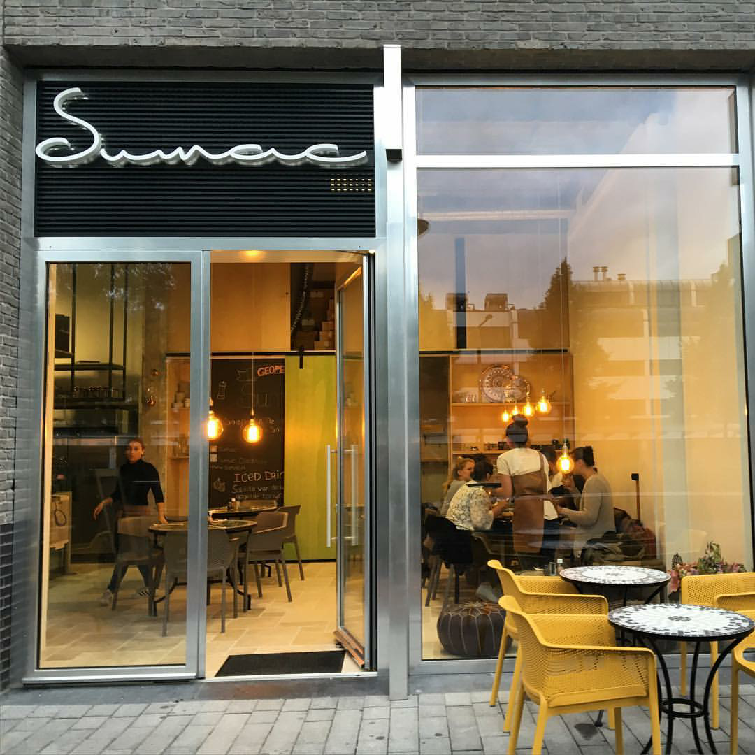 Sumac branding