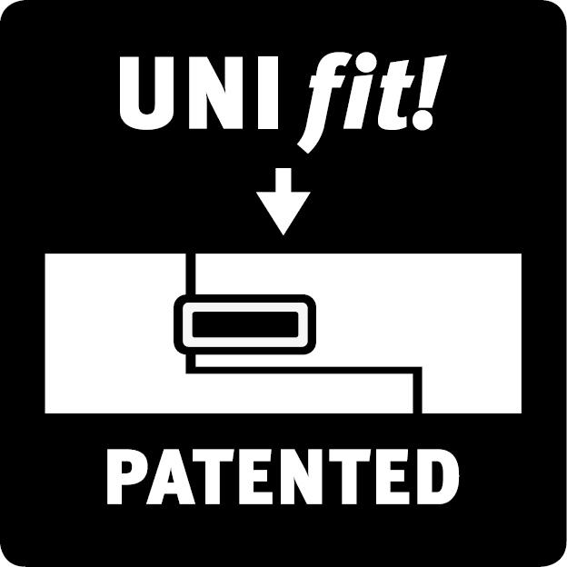 Pose clic unifit