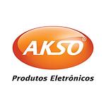 Logotipo Akso Produtos Eletrônicos