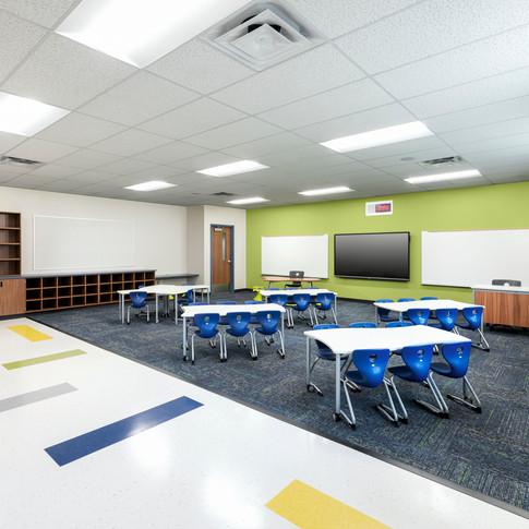 Union Park Elementary - Phoenix, Az