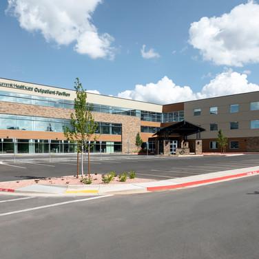 Summit Healtcare Outpatient Pavilion - Show Low, Az