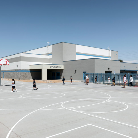 Madrid Neighborhood School Gymnasium - Phoenix, Az
