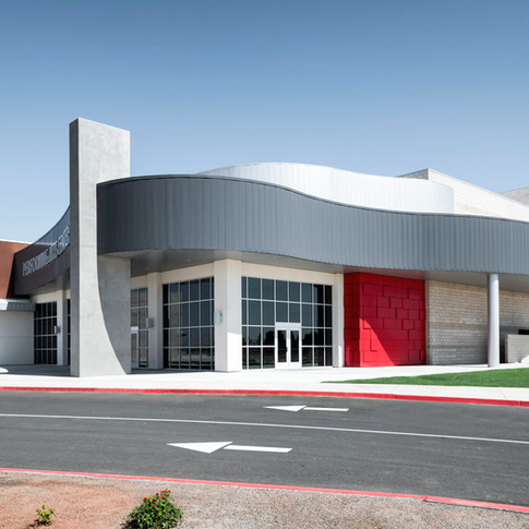 West Point High School - Tolleson, Az