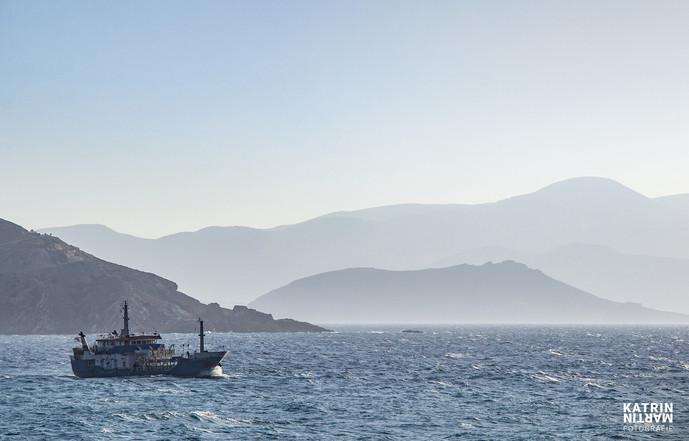 Paros -  Naxos