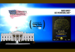 """GAB""winner at United States Film Festiv"