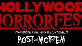 """Pour sa 30ème édition la mention honorable pour GAB est décernée par """"Hollywood Horror Film fes"""