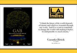 Interview of Gazanfer Biricik at _L.A