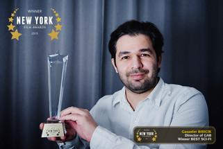 🇺🇸 GAB directed by Gazanfer BIRICIK Awarded in NewYork!