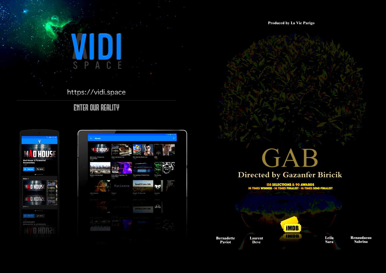 GAB is now on VIDISPACE !