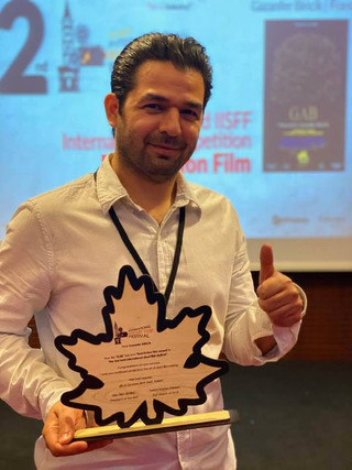 🇺🇸 Interview : GAB winner at Izmit International Short Film Festival (IISFF 2019)