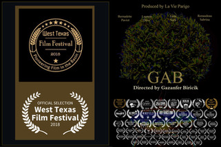 """GAB is now selected for Texas - """"What a great honor"""" said the Director."""